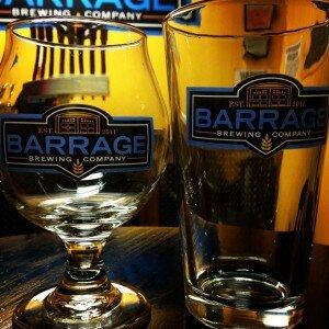 Barrage Glassware